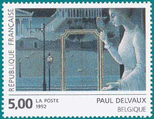 Paul Delvaux - Squidoo : Welcome to Squidoo