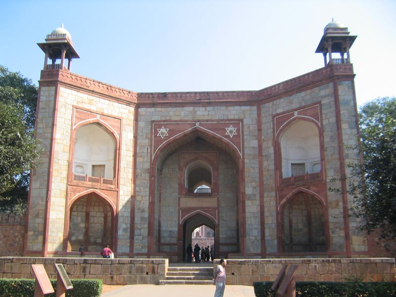 Image result for Tomb of Humayun Other monuments