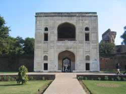Humayun Tomb - Outer Gate