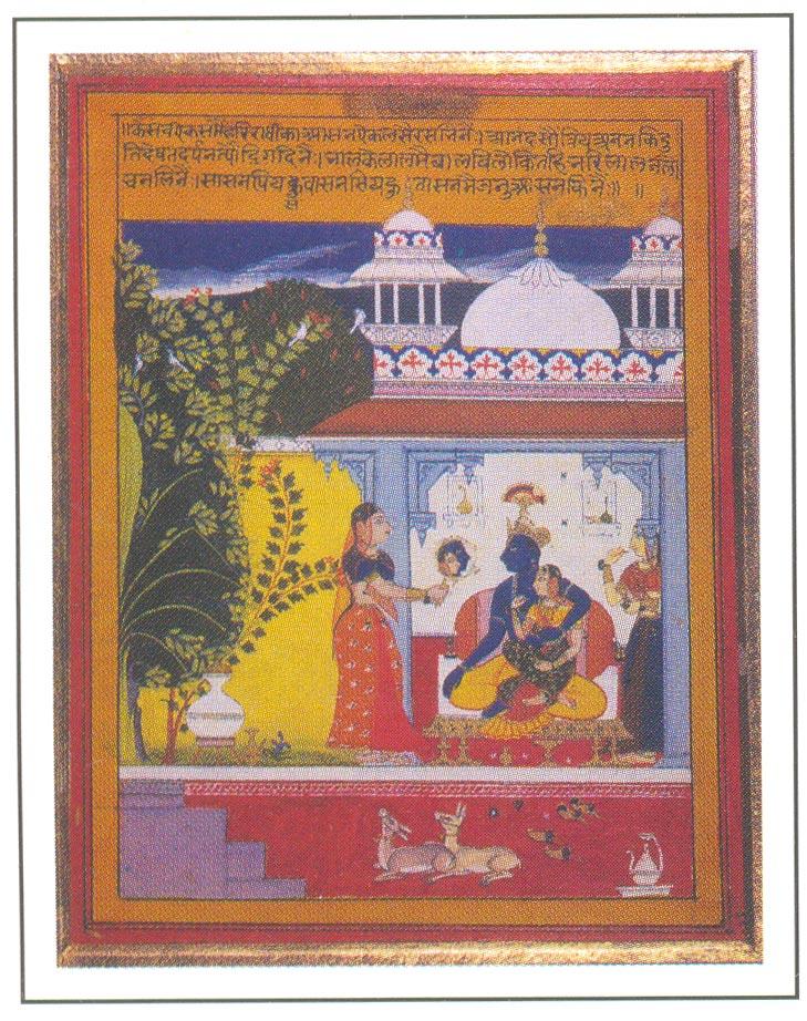 Rajasthani Miniature Paintings