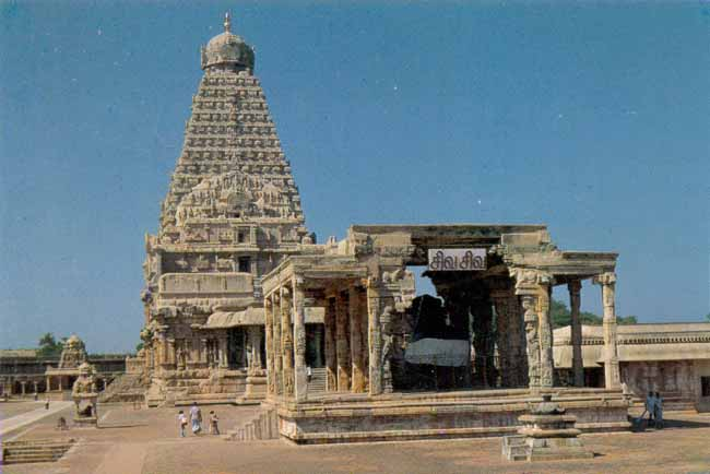 CHOLA ART AND ARCHITECTURE