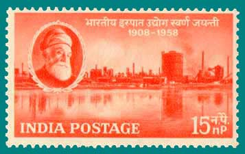 Gallery Of Indian Stamps