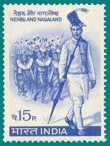 SG # 556 (1967). JAWAHARLAL NEHRU