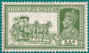 SG # 253, 1936, Dak Tonga