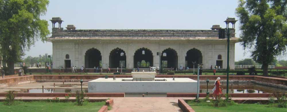 Image result for Rang Mahal- Red fort Delhi